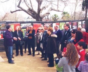 Visites guiades a l'església de Santiga a càrrec dels membres del CREM