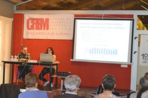 Rocío Revaliente, investigadora de l'energia fotovoltaica
