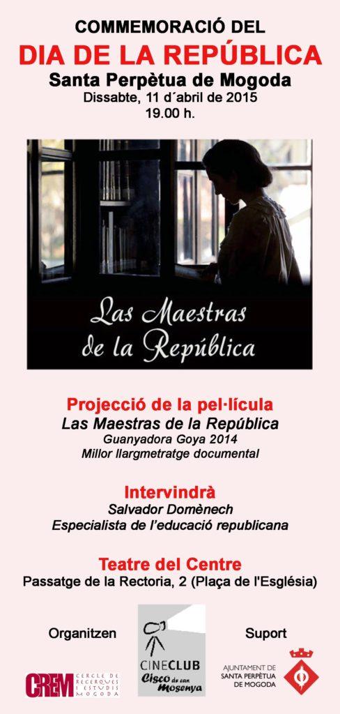 Díptic del Dia de la República 2015