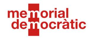 Logo del Memorial Democràtic. El Memorial Democràtic de Catalunya, creat l'1 de novembre de 2007, és la institució encarregada d'impulsar les polítiques públiques de memòria (1931-1980) i es regula per la Llei 13/2007, del 31 d'octubre, del Memorial Democràtic